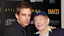 Ben Stiller remembers father Jerry Stiller, says he was nothing like the 'volcano' that was his 'Seinfeld' character