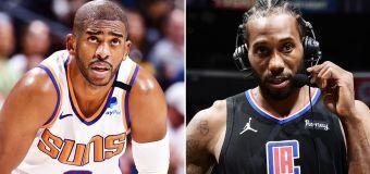 NBA shocked by Chris Paul, Kawhi Leonard 'disaster'