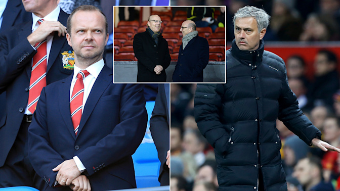 Manchester United transfer plans revealed as Jose Mourinho's shortlist is uncovered