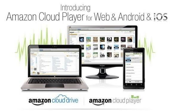 Amazon Cloud Player streams tunes to iOS, following silent upgrade (updated)