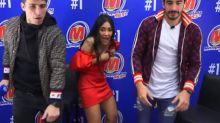 """Traída pelo vestido, Flay fica com seio de fora em live: """"Vergonha alheia"""""""