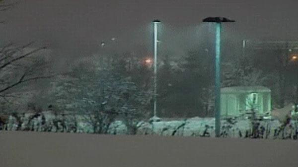 Winter storm hits Midwest