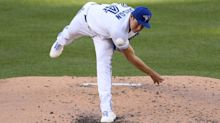 Nate Pearson tosses five shutout innings in MLB debut