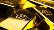 Gold settles at a more than 3-month high a day after posting a 3-week low