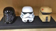 'Star Wars: Rogue One' Props Appear, Quickly Deleted From Star's Facebook
