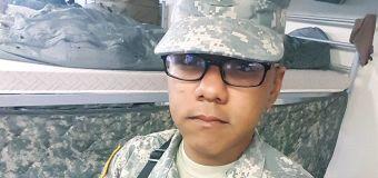 Transgender soldier on military service: 'I'm breaking ground'