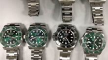 Man to be charged for pawning fake branded watches