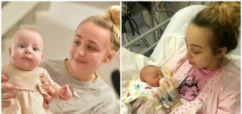 Teen wakes up from coma to find she's had a baby