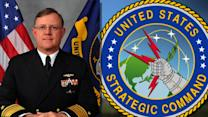 U.S. Navy vice admiral relieved of duty amid gambling probe