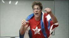 #Verificamos: Imagens de Fábio Porchat com camisa do PT são de vídeo de humor do Portas dos Fundos