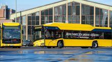 Verkehr: Berlin gibt Geld für 90 neue E-Busse