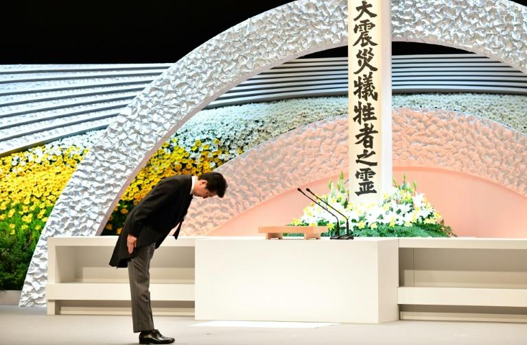 Japan has held the memorial ceremony for the 2011 disaster every year