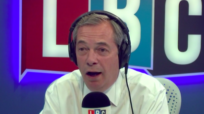 Farage 'will leave Britain if Brexit is a disaster'