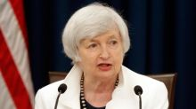 Yellen resigns as Fed chair