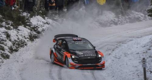 Rallye - WRC - Mads Ostberg renonce au Tour de Corse