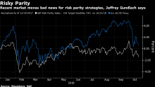 Gundlach Warns Market Moves Bad for Risk-Parity Hedge Funds