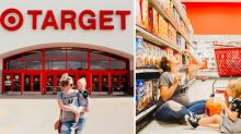 This Target Maternity Photo Shoot Is an Homage to Moms Everywhere