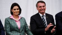 Weeks After Bolsonaro Said He Has Covid-19, Brazil's First Lady Tests Positive for Virus