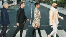The Voice UK coaches become The Beatles in cool photo