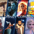 The Simpsons, Avatar, Deadpool and other Fox assets appear on Disney website