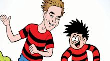 Dennis The Menace joined by Joe Sugg for special 70th birthday Beano