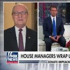 Sen. Cramer on House managers wrapping up opening arguments in Trump impeachment trial