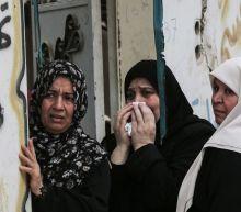Israel pummels Gaza with biggest daytime bombardment against Hamas since 2014 war