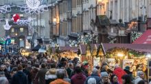 Bath Christmas Market has been cancelled this year