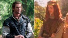 Los inicios de Chris Hemsworth y otras estrellas de cine