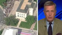 Brit Hume: President Trump has aligned himself with those who feel the restoration of law and order is job one
