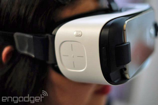 You can pre-order Samsung's new Gear VR for Galaxy S6 on April 24