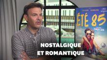 """Avec """"Été 85"""", François Ozon réalise son rêve d'adolescent et celui d'un homme de 85 ans"""