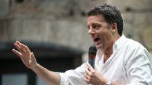 """Renzi propone """"un piano shock da 120 miliardi"""" per spingere il Pil"""