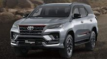 Toyota reveals Fortuner SUV (TRD Sportivo) in Thailand: Details here