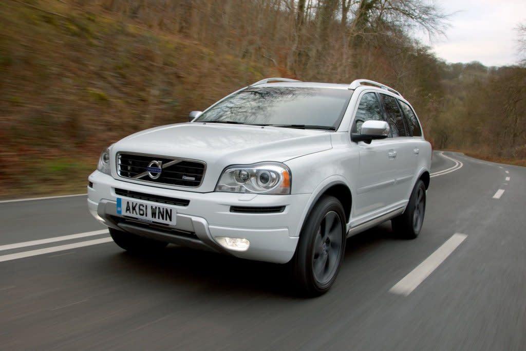 16年的安全見證,VOLVO XC90被英國列為最安全的汽車
