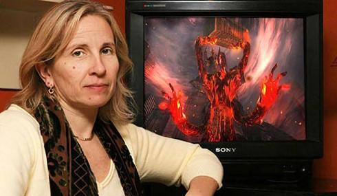 Mother's campaign to bring video game seizure concerns to British Parliament a success