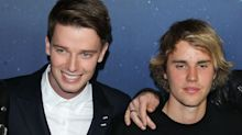 Justin Bieber and Patrick Schwarzenegger's friendship finds its way to the red carpet