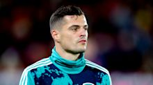 Arsenal offer 'devastated' Xhaka counselling after Emirates incident
