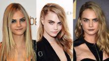 從超模到女演員,Cara Delevingne 的妝容造型演變!