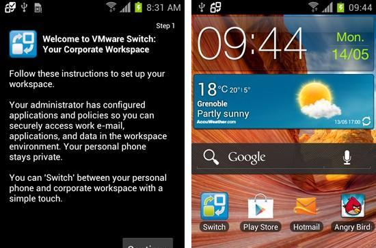 Verizon offers VMware Horizon Mobile virtual workspace to Android users
