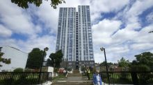 Stunned residents turfed out of London towers in the night