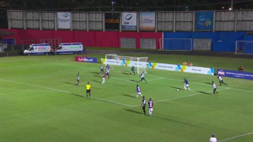 Paraná admite jogo com erros e atuação abaixo do esperado contra Figueirense