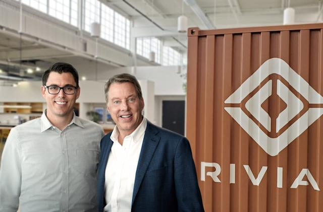 Ford invests $500 million in Rivian to create an 'all-new' EV