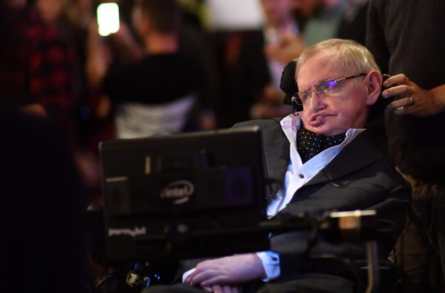 Stephen Hawking's last paper on black holes is now online