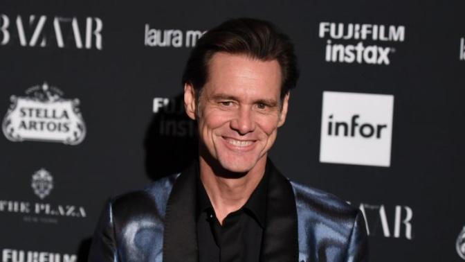 Jim Carrey criticised for seemingly inoffensive political cartoon of Sarah Huckabee Sanders