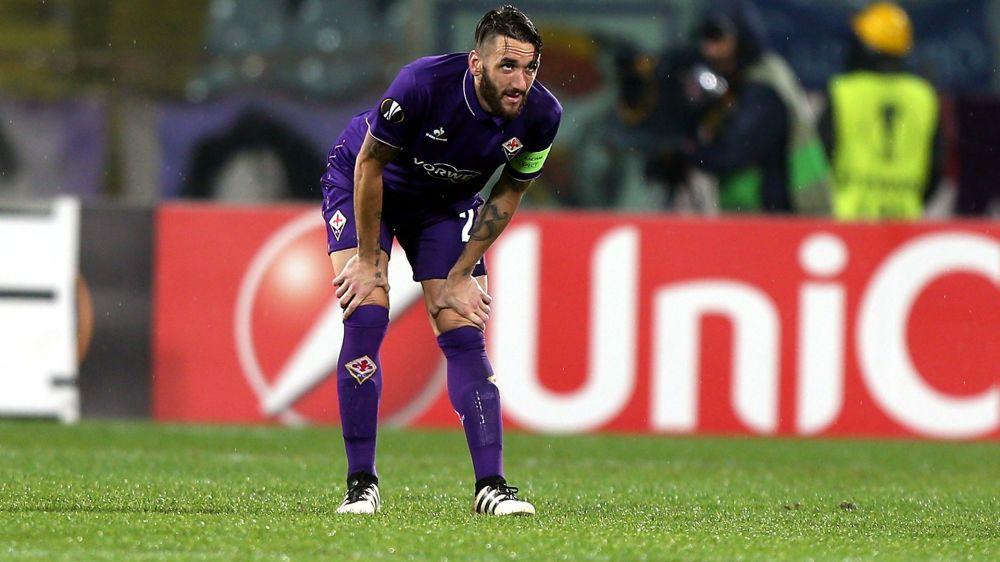 Addio in casa Fiorentina: standing ovation per Gonzalo Rodriguez