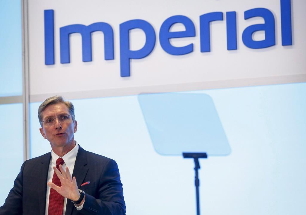 Imperial 'scurrying' to ramp up crude by rail but uninterested in rail contracts