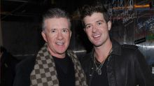 Alan Thicke Gets Touching Tribute as Son Robin Skips Out on NHL100 Gala Appearance