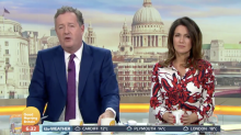 Piers Morgan launches furious rant at the BBC for scrapping free TV licences for over-75s