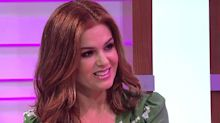 """Isla Fisher tells GMB hosts they """"need counselling"""""""